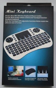 Бездротова клавіатура UKC TV I8