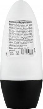 Антиперспирант шариковый Rexona Антибактериальный и Невидимый на черной и белой одежде 50 мл (46195883)