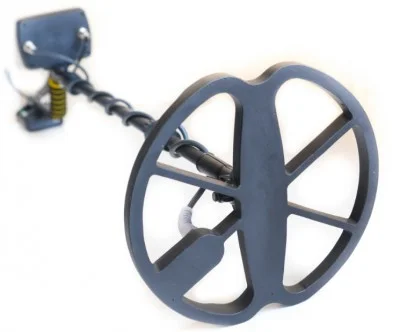 Катушка двухчастотная на Фортуну ПРО2, М3, ПРО и Квазар АРМ DD 25 датчик водонепроницаемый двухчастотный