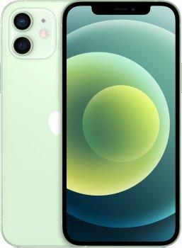Мобильный телефон Apple iPhone 12 128GB Green (FFXDK07D0F12) - Уценка