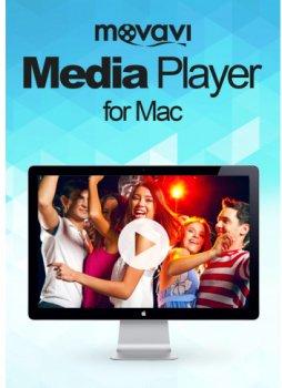 Movavi Media Player для Mac 2 Персональна для 1 ПК (електронна ліцензія) (MovMP Mac pers)