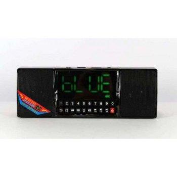 Портативна колонка Годинник USB Радіо, Bluetooth WS-1515 BT (853359811)