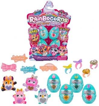 Набор игрушек-сюрпризов Rainbocorns Glitzy Surprise 4in1 (9208)