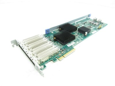 Контролер NetApp Card 4-port 6Gb SAS Adapter Controller (X2067-R6) Refurbished