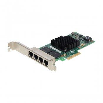 Контролер IBM Intel I350-T4 4xGbE BaseT Adapter (00AG521) Refurbished