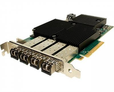 Контролер HP 3PAR FC Controller 4-Port FC 16Gbps StoreServ 8000 - (H6Z00A) Refurbished