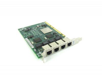 Контролер IBM 1GBps 4-Port Ethernet Adapter (91XX-5740) Refurbished
