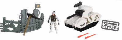 Игровой набор Chap Mei Солдаты Tanker Swift Attax (545008-1) (4893808019918)
