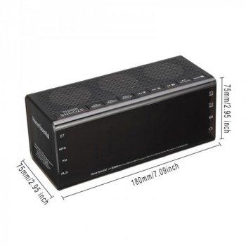 Колонка Bluetooth TTech MX20 Black