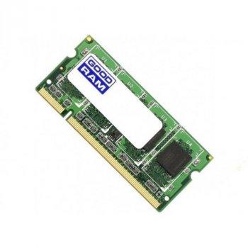 Пам'ять для ноутбука GOODRAM DDR2 1х2ГБ (GR800S264L6/2G)