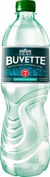 Упаковка минеральной сильногазированной воды Buvette №7 0.75 л х 6 бутылок (4820115402027)