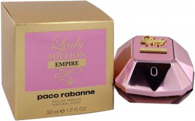 Парфюмированная вода для женщин Paco Rabanne Lady Million Empire 50 мл (3349668572045)
