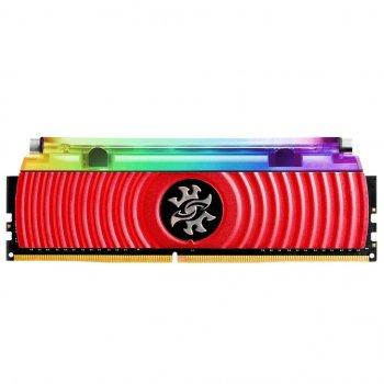 Модуль пам039;яті для комп039;ютера DDR4 8GB 4133 MHz XPG Spectrix D80 Red ADATA (AX4U413338G19-SR80)