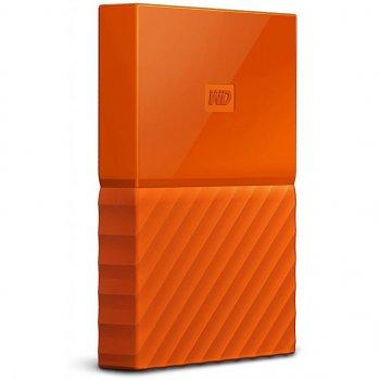 """Зовнішній жорстку диск 2.5"""" 1TB Western Digital (WDBYNN0010BOR-WESN)"""