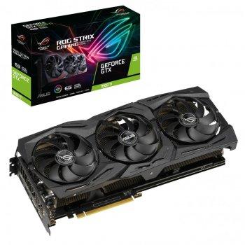 Відеокарта ASUS GeForce GTX1660 Ti 6144Mb ROG STRIX GAMING (ROG-STRIX-GTX1660TI-6G-GAMING)