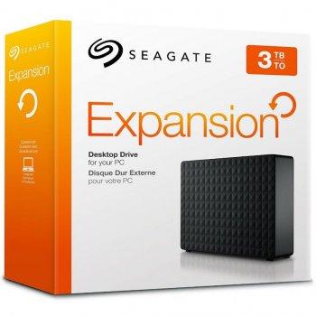 """Зовнішній жорстку диск 3.5"""" 3TB Seagate (STEB3000200)"""