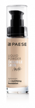 Тональный крем LIQUID POWDER DOUBLE SKIN MATT Paese 20М