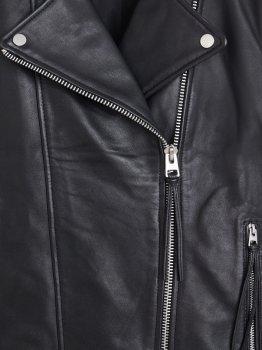 Шкіряна куртка Mango 87120522-99