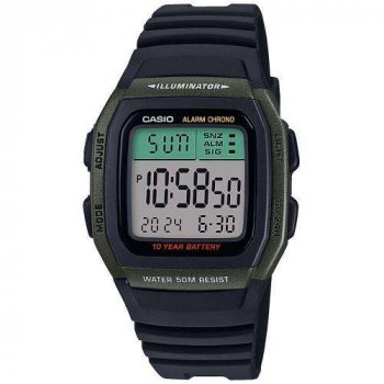 Годинник наручний Casio Collection CsCllctnW-96H-3AVEF
