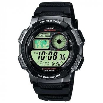 Годинник наручний Casio Collection CsCllctnAE-1000W-1BVEF
