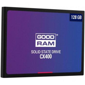 """Накопичувач SSD 2.5"""""""" 128GB GOODRAM (SSDPR-CX400-128)"""
