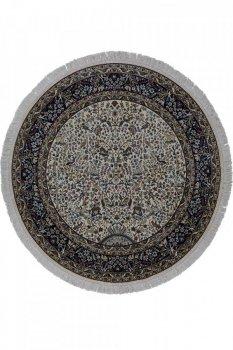 Килим Devos-Caby SPIRIT 12806 1.6 x 1.6 m Чорний Коло