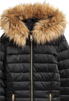 Куртка H&M 527172612 Черная
