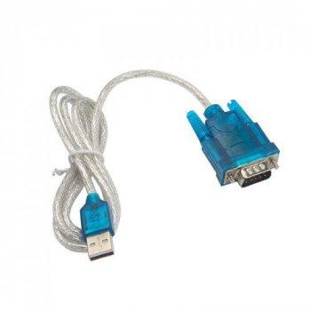 Кабель адаптер переходник USB RS232 DB9 COM 10 шт