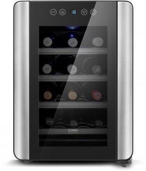 Холодильник для вина CASO WineCase Red 12