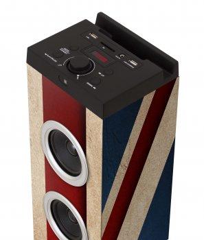 Колонка мультимедийная Bigben UK FLAG Британский Флаг