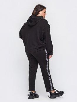 Спортивный костюм Dressa 50922 Черный