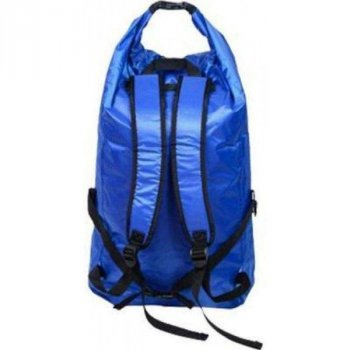 Гермомешок (рюкзак) Diamond Rip-Stop 40л. синій Tramp TRA-257-blue