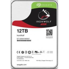 "Seagate IronWolf 12TB 3.5"" SATA III (ST12000VN0007) (F00154409)"