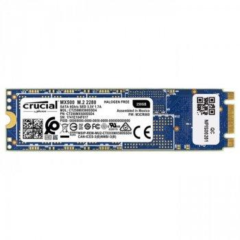 Накопичувач Crucial MX500 M. 2 250 GB (CT250MX500SSD4) (F00165376)