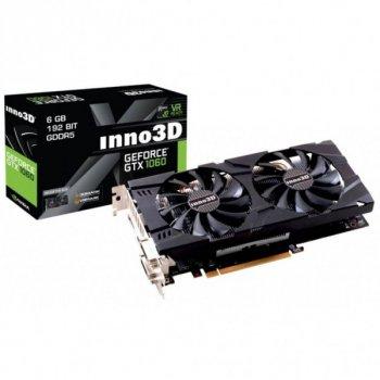 Inno3D GeForce GTX1060 6144Mb X2 (N106F-5SDN-N5GS) (F00141901)