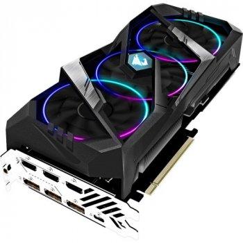 Відеокарта Gigabyte GeForce RTX 2060 SUPER 8G AORUS (GV-N206SAORUS-8GC) (F00189106)