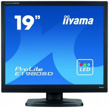 Монітор Iiyama E1980SD-B1 (F00140860)