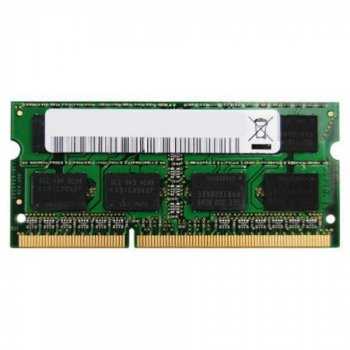 Модуль памяти Golden Memory SoDIMM DDR3 8GB 1600 MHz (GM16S11/8) (F00181524)