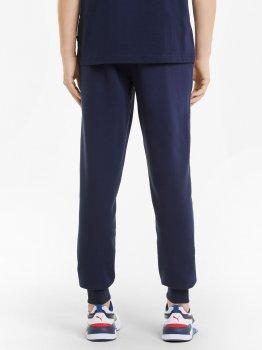 Спортивні штани Puma Ess+ 2 Col Logo Pants 58676806 Peacoat