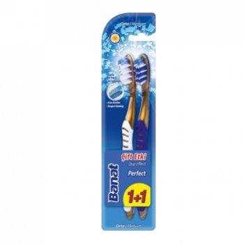 Набор зубных щеток Perfect, 2 шт.