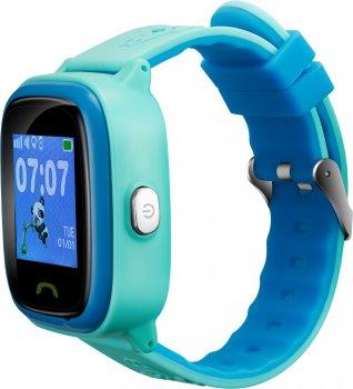 Дитячий смарт-годинник Canyon Polly GPS Blue (CNE-KW51BL)