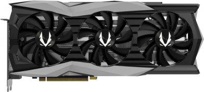 Zotac PCI-Ex GeForce RTX 2080 AMP Extreme Core 8GB GDDR6 (256bit) (1710/14000) (USB Type-C, HDMI, 3 x DisplayPort) (ZT-T20800G-10P)