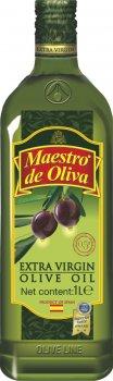 Оливковое масло Maestro De Oliva Extra Virgin Целебное 1 л (8436024290547)