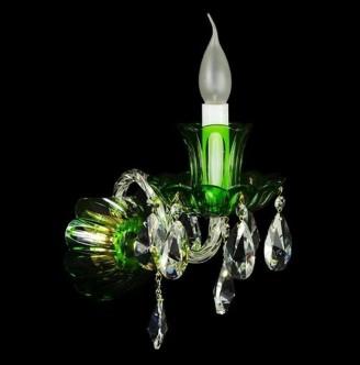 Бра Aldit Green LS 15/07/161 green visu n1 ml a