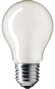 Лампа розжарювання 40А1/F/230V E27 матова GE Угорщина
