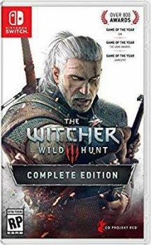 Ведьмак 3: Дикая Охота – Полное Издание The Witcher 3: Wild Hunt — Complete Edition