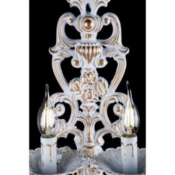 Бра класичне з кришталем Splendid-Ray 30-3843-69