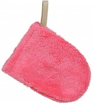 Рукавичка-спонж для снятия макияжа Red Point Mitten Soft Коралл (КР.01.Т.32.57.000)