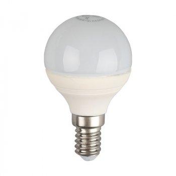 "Лампа світлодіодна G45 8W E14 800LM 4000K 175-265V кулька ""LEMANSO"" LM798"