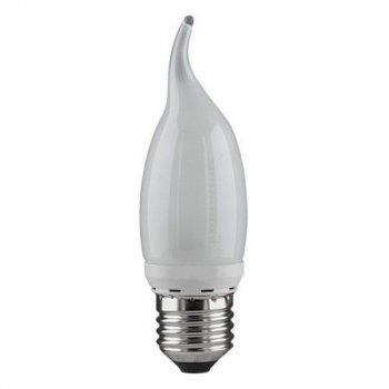 """Лампа світлодіодна C37T 4,2 W E27 380LM 4500K свічка на вітрі """"LEMANSO"""" LM701"""